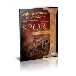Legiones romanas en Caledonia