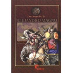 Las campañas de Alejandro Magno