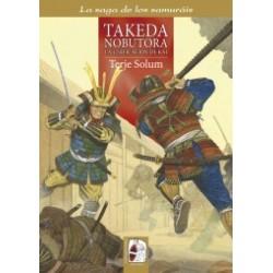 Takeda Nobutora. La unificación de Kai
