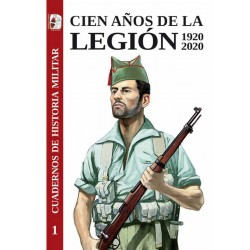 Cien años de la Legión...