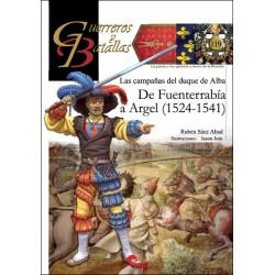 De Fuenterrabía a Argel (1524-1541)