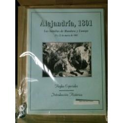 Alejandría, 1801