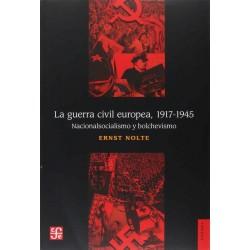 La guerra civil europea 1917-1945