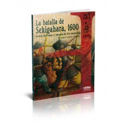 La batalla de Sekigahara, 1600