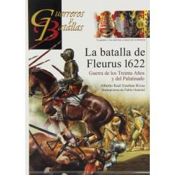 La batalla de Fleurus, 1622