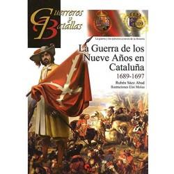 La Guerra de los Nueve Años en Cataluña, 1689-1697