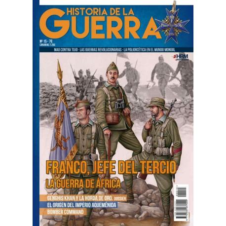 Historia de la Guerra nº 15