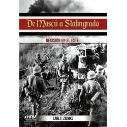 De Moscú a Stalingrado
