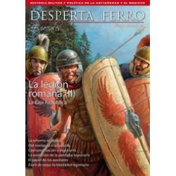 La legión romana (II). La baja República