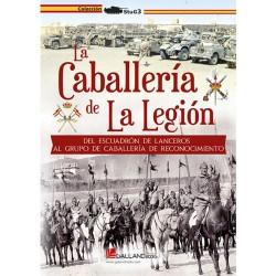 La caballería de La Legión