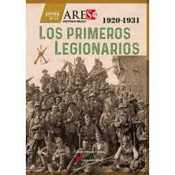 Los primeros Legionarios...