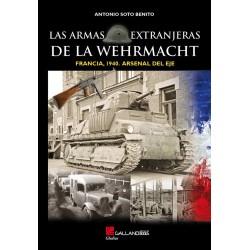 Francia, 1940. Arsenal del Eje