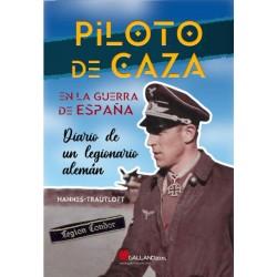Piloto de caza en la guerra...