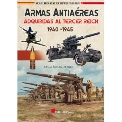 Armas antiaéreas adquiridas...