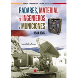 Radares, material de...
