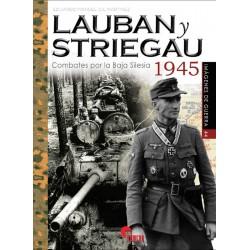 Lauban y Striegau: Combates...