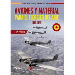Aviones y material para el...