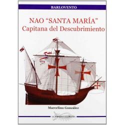 """Nao """"Santa María"""""""