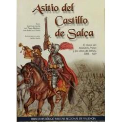 Asitio del Castillo de Salça