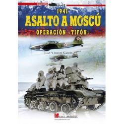1941 Asalto a Moscú