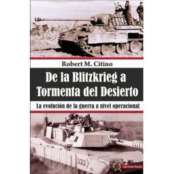 De la Blitzkrieg a Tormenta del Desierto