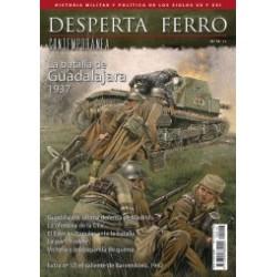 La batalla de Guadalajara, 1937