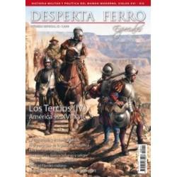 Los Tercios (IV). América ss. XVI - XVII