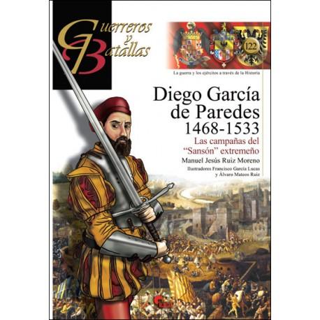Diego García de Paredes (1468-1533)