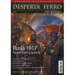Rusia 1917. Revolución y guerra