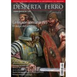 La legión romana (IV). El auge del Imperio