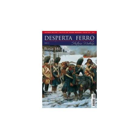 Rusia 1812 (III). La retirada de Napoleón