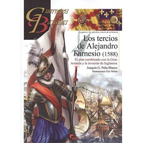 Los tercios de Alejandro Farnesio (1588)