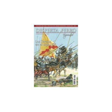 Los Tercios en el siglo XVI