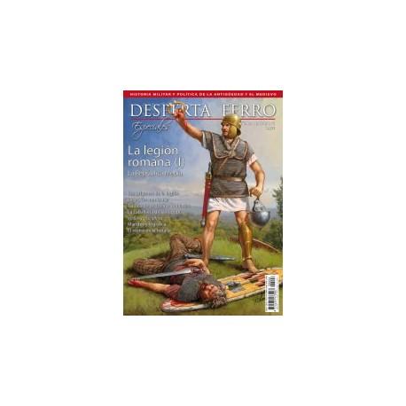 La legión romana (I). La República media