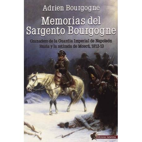 Memorias del sargento Bourgogne