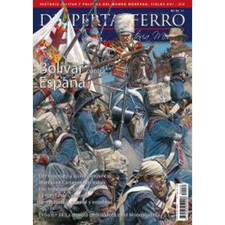 Bolivar contra España