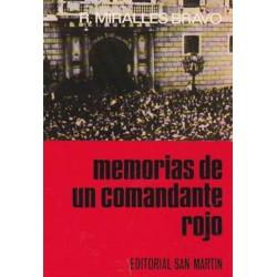 Memorias de un comandante rojo