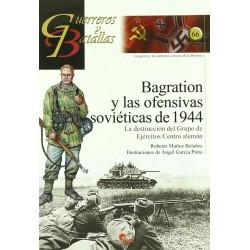 Bagration y las ofensivas soviéticas de 1944