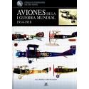 Aviones de la I Guerra Mundial 1914-1918