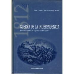 Guerra de la Independencia Tomo XII