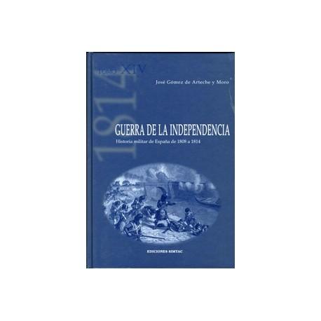 Guerra de la Independencia Tomo XIV