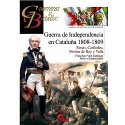 Guerra de Independencia en Cataluña 1808-1809