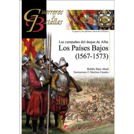 Los países bajos (1567-1573)