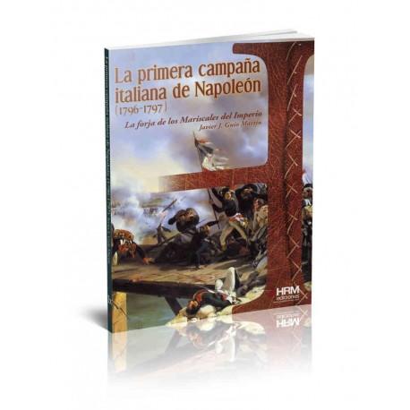 La primera campaña italiana de Napoleón (1796-1797)