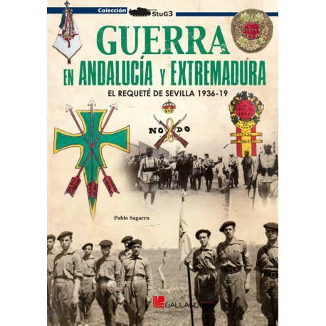 Guerra en Andalucía y Extremadura