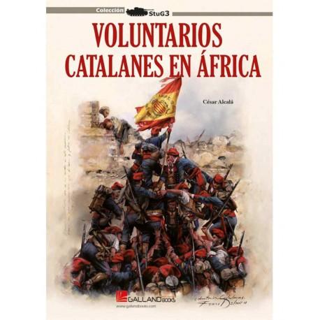 Voluntarios catalanes en África