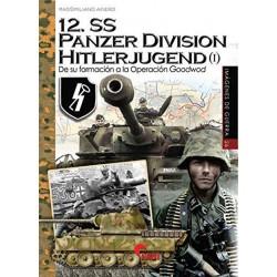 12.ss Panzer división Hitlerjugend (I)