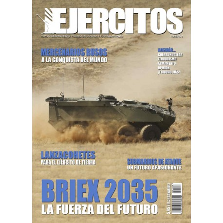 Ejércitos nº 8