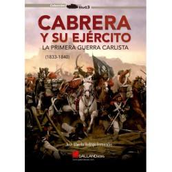 Cabrera y su ejército
